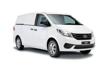 One Tonne Automatic Van