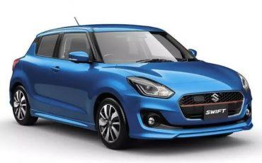 Small – Suzuki Swift Auto