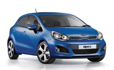 Compact – Kia Rio-Auto