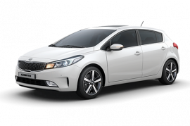 Mid size Hatch – Kia Cerato